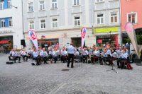 Stadtplatzkonzert mit der Stadtmusik Vöcklabruck